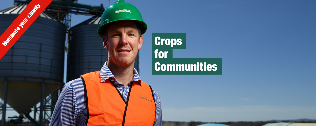 Crops for Communities Hero